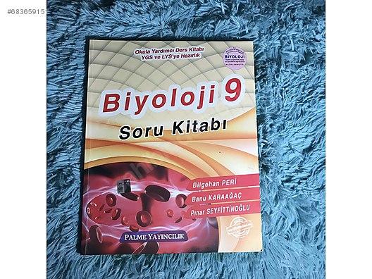 Palme 9 Sınıf Biyoloji Soru Kitabı Test Kitapları Sahibindencom