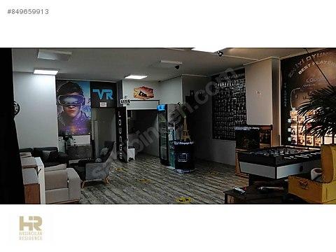 VR Lounge Sanal Gerçeklik Oyun Salonu