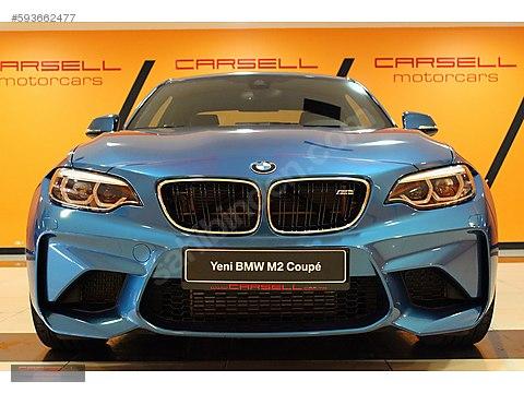 CARSELL BAYİ ÇIKIŞLI 2018 BMW M2 COUPE 3.0 370...