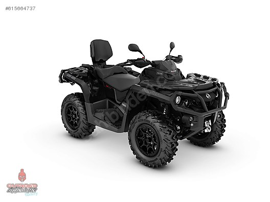 Brp Can Am >> Bombardier Can Am Xtp 1000 Siyah Renk Model 122 000 Tl Galeriden