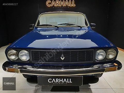 CARHALL AUTOMOBILE ORİJİNAL 90.000 KM RENAULT R12...