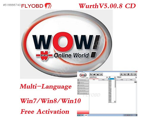Cars & SUVs / Electronics / WÜRT WOW DELPHİ DS150E