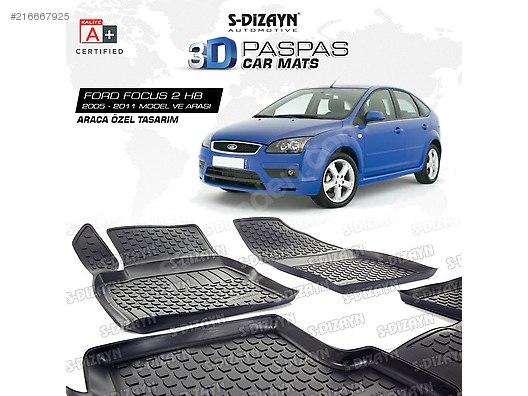 Cars Suvs Interior Accessories Ford Focus 2 Hb 3d Havuzlu