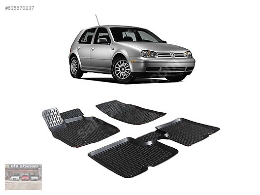 Cars Suvs Interior Accessories Otom Volkswagen Golf 4 1998