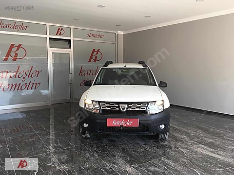 2015 MODEL DACIA DUSTER 1.5 DCİ 4X4 AMBİANCE