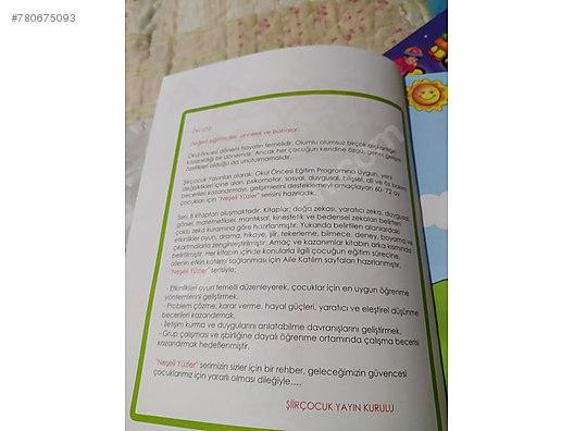 Cocuk 5 6 Yas Calisma Faaliyet Kitaplari Serisi Boyama