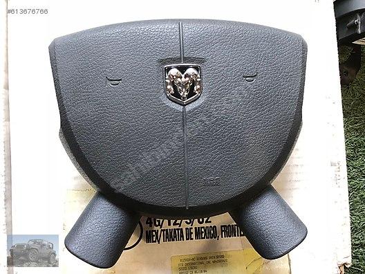 Cars & SUVs / Electric / Dodge Nitro Direksiyon Göbeği Airbag