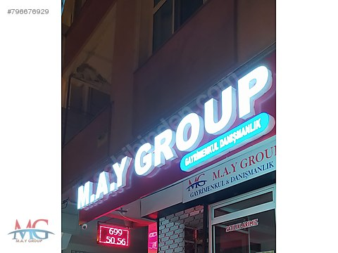 **M.A.Y GROUP'DAN TELSİZ'DE GENİŞ SIFIR DUBLEKS...
