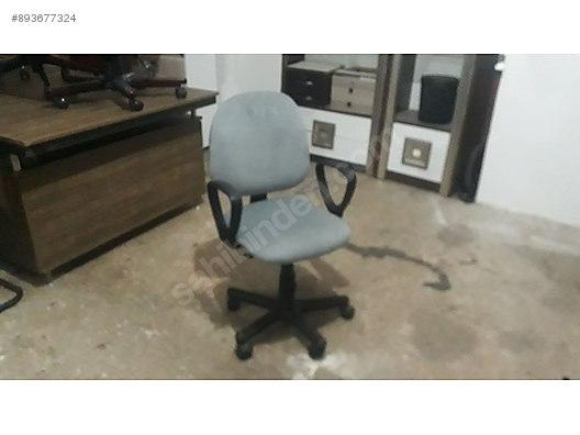 bilgisayar sandalyesi ikinci el uygun
