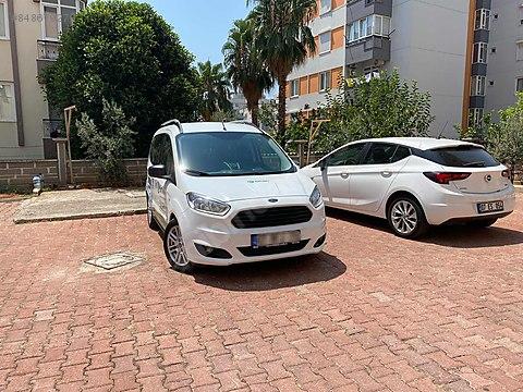 Ford Tourneo Courier 1 6 Tdci Titanium 2019 Courier