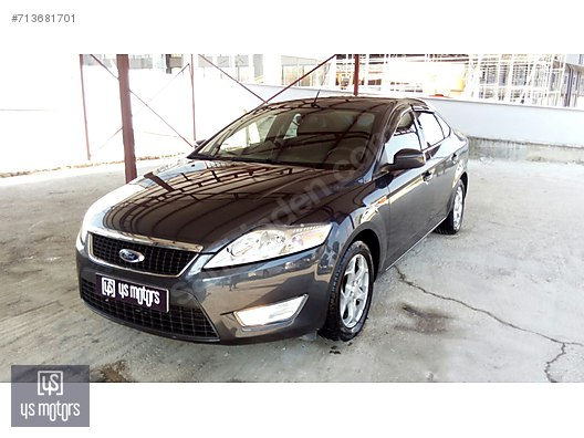 Ford / Mondeo / 2 0 TDCi / Trend / YS MOTORS 2010 FORD