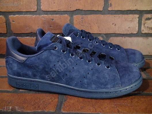 Athletic Originals Blue Outdoor amp; Night Suede Adidas Smith Stan rwzwHq