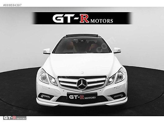 GT-R MOTORS 2011 MODEL E250 CDI COUPE AMG İÇ TABA BAKIMLI #888684397