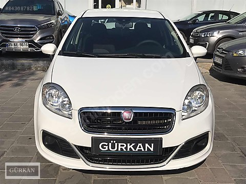 2017 FIAT LINEA 1.3 MULTIJET POP EURO5 95 HP GSR...