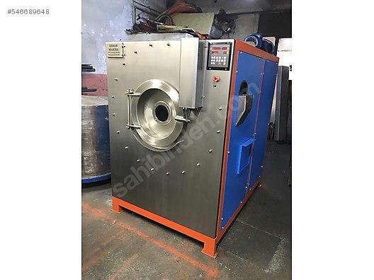 Numune Kot Yıkama Ve Parça Boyama Makinesi Sanayi Makineleri Ve