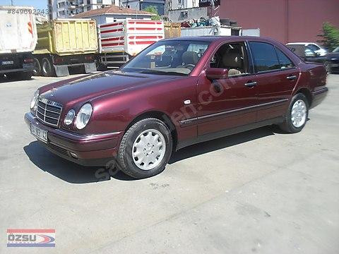 ÖZSU OTOMOTİVDEN 1998 MODEL MERCEDES ELAGANCE E200...