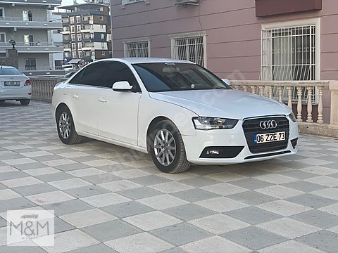 M&M MOTORS'dan 2012 A4 177HP