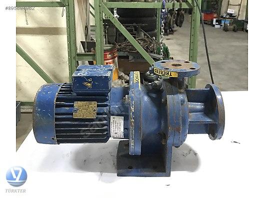 2 el elektrikli motor su pompasi