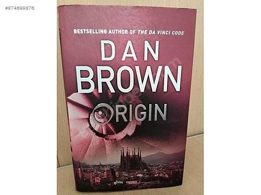 dan brown origin ingilizce kitap
