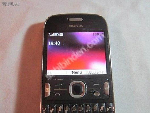 Nokia / Asha 302 / 2 EL TEMİZ NOKİA ASHA 302 KAPIDA ÖDEMELİ