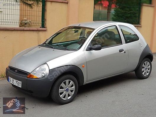 Ford Ka 1 3 1 3i City 2000 Model Aralik 2020 Muayeneli