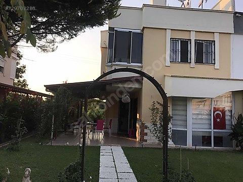 Kuşadaşında satılık 3+1 villa
