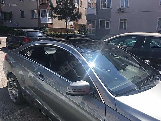 Sahibinden Mercedes Coupe