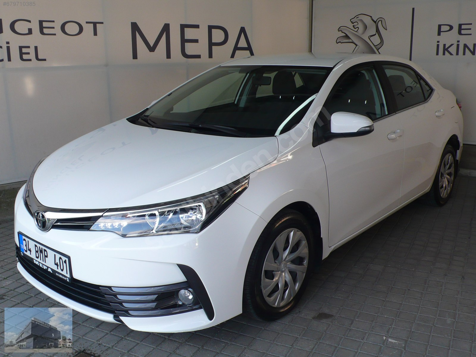 Toyota Corolla 1.4 D-4D Touch 2018