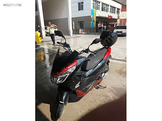 Vehicles Motorcycles Honda PCX