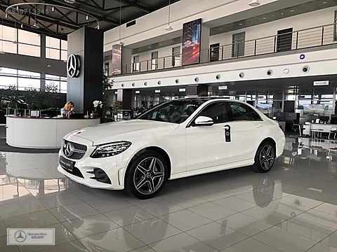 Mercedes-Benz Certified Gülsoy Anadolu 2018 C 200...