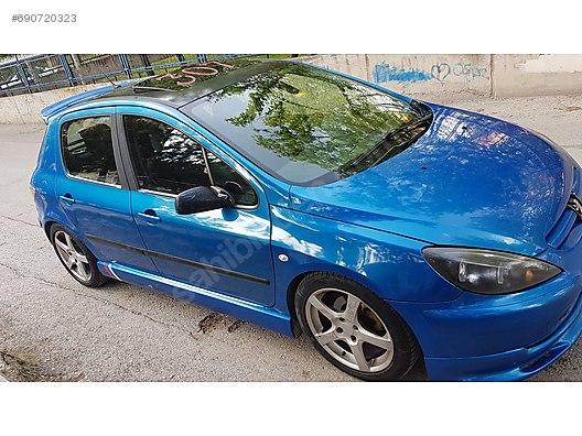 Peugeot 307 16 Xt Jandarmadan Temiz Peugeot 307 Xt Sanroof