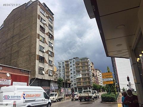 ESKİŞEHİR/SİVRİHİSAR CADDESİ SATILIK DAİRE - AKSOY...