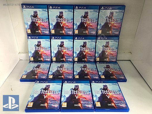 Secondhand and New Products / Games & Consoles / Games / PlayStation 4