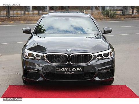 SAYLAM 2020 BMW 5.20İ SPECİAL EDİTİON MSPORT-0KM-K.ŞARJ-NEXT100
