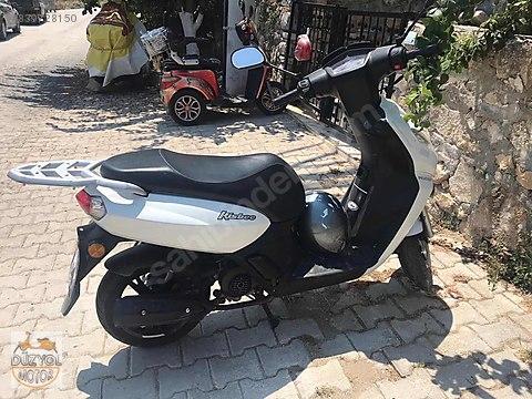 Düzyol Motor'dan Peugeot Kissbe 50