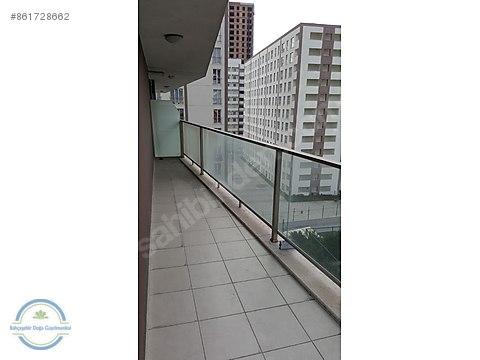 Dumankaya modern Vadi geniş balkonlu 1+1