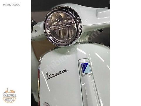 Düzyol Motor'dan 2020 Vespa Primavera 150 Ön Sipariş