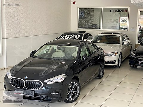 2020 '0 KM' BMW 216d Gran Coupe FİRST EDİTİON SPORT...