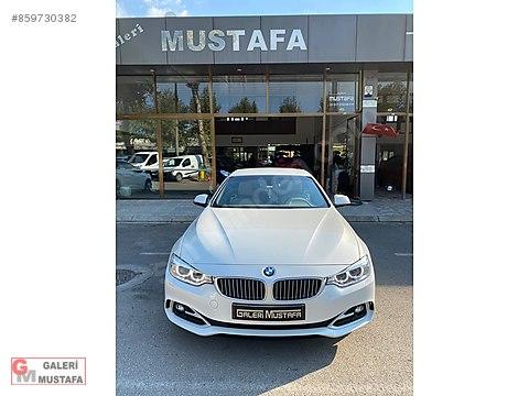 61000 KMDE 2014 BMW 4.20D CABRİO MODERN LİNE