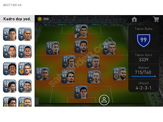 Pes 2019 Mobile Update