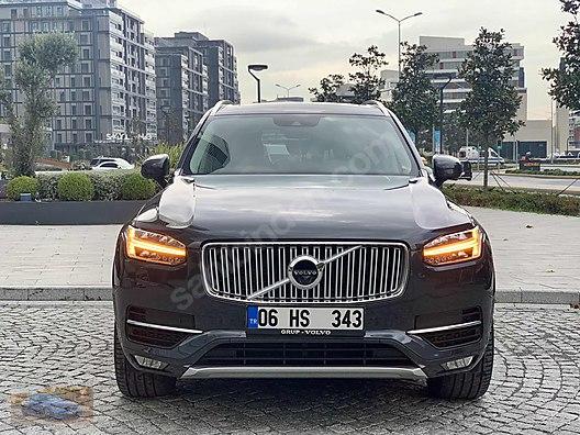 2018 model volvo xc90 40 000 km