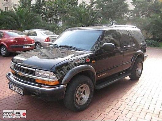 Chevrolet Blazer 98 01 Yedek ParÇalari