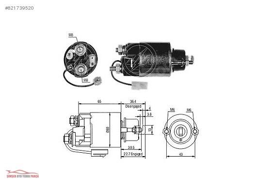 Daihatsu Hijet I Kutu Mars Otomatigi