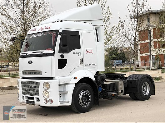 ford trucks cargo 1838t 2015 model 345