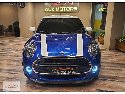 ALZ MOTORS'DAN 2020 MODEL MİNİ COOPER 1.5 PURE