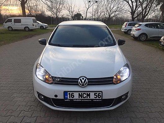 Volkswagen Golf 16 Tdi Comfortline Yasin Otomotivden
