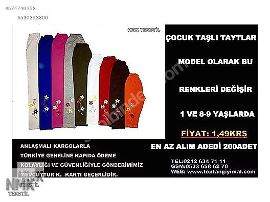 dc570a55b54eb İkinci El ve Sıfır Alışveriş / Giyim & Aksesuar / Toplu Satış ...