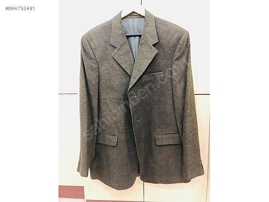 d9b72dfdaddfb İkinci El ve Sıfır Alışveriş / Giyim & Aksesuar / Erkek / Giyim / Ceket