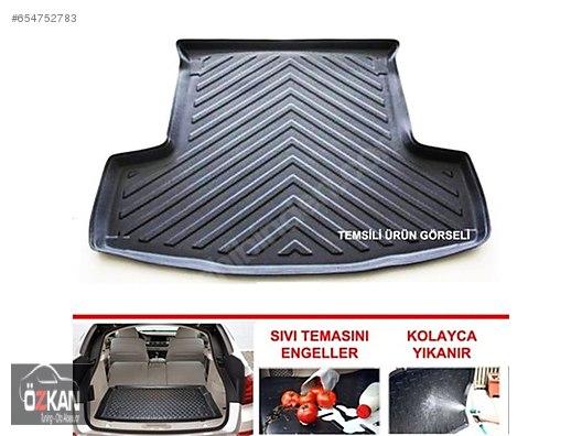 Hyundai I20 2015 Araca Ozel 3d Paspas Bagaj Havuzu Kampanya Yedek