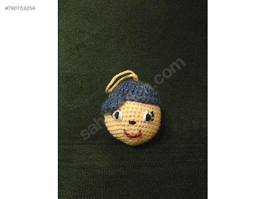Anahtarlık Yapımı / Amigurumi Emoji / Crochet Amigurumi Smiley ...   396x528